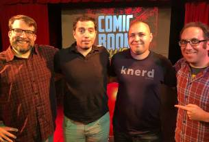 Comic Book Club - Drew Zucker