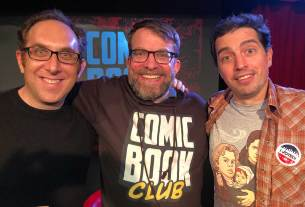 Comic Book Club - Post Halloween