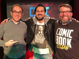 Comic Book Club - Amit Chauhan