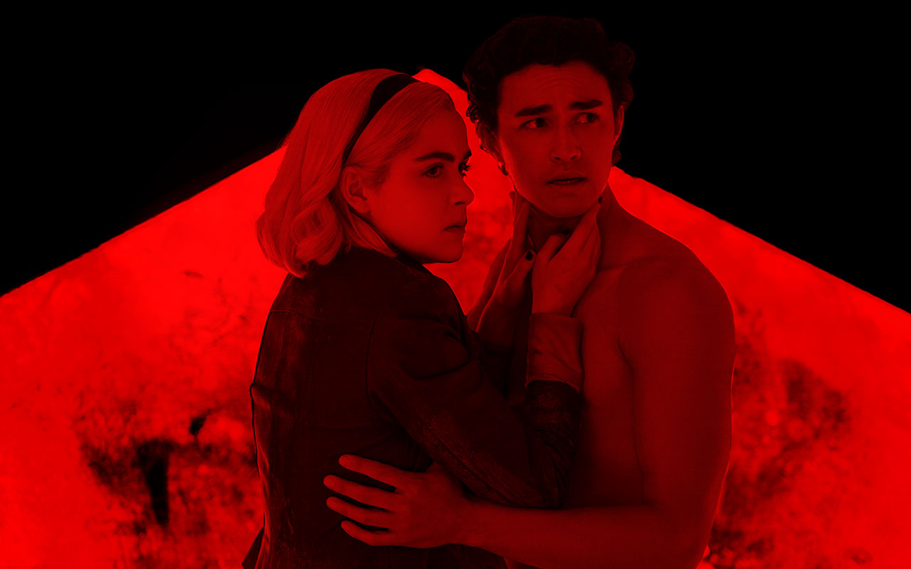chilling adventures of sabrina - the hellbound heart