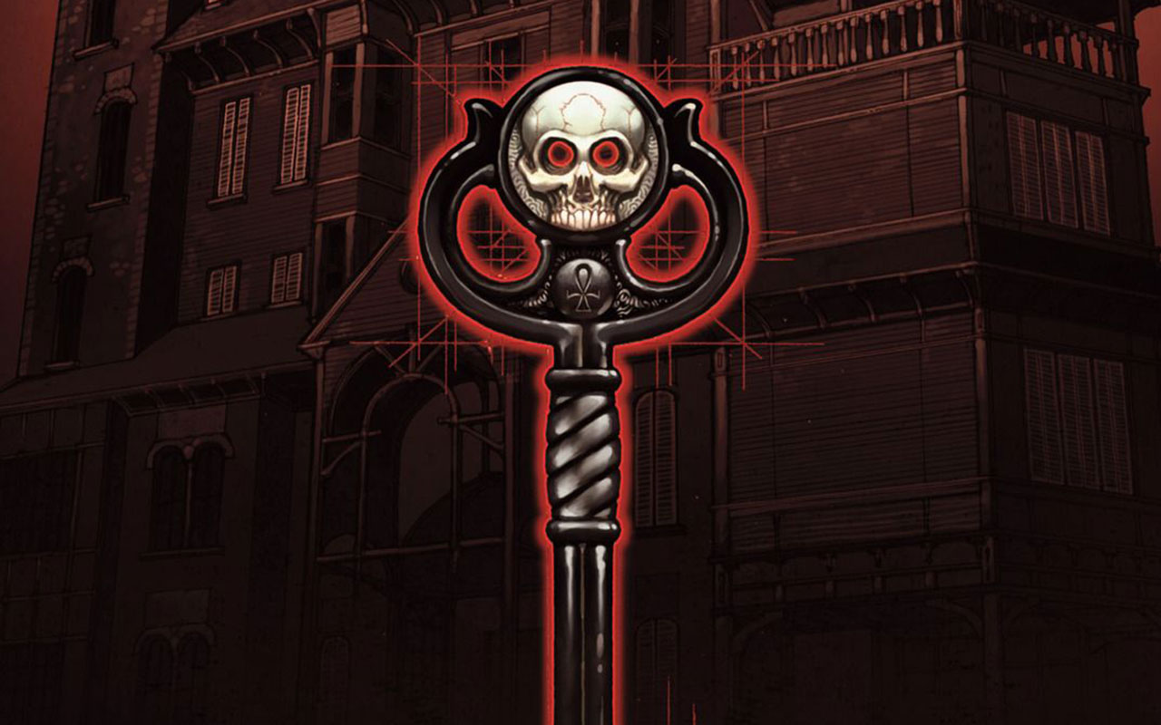 Locke & Key - Welcome to Lovecraft