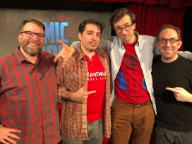 Comic Book Club - Nat Towsen