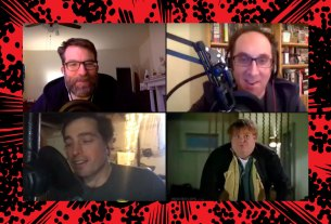 Comic Book Club Live From Lockdown with Tommy Boy
