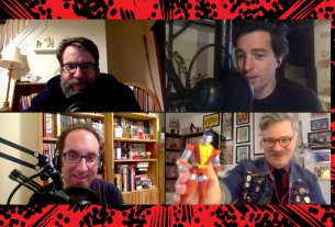 Comic Book Club - Michael Moreci and Brett White