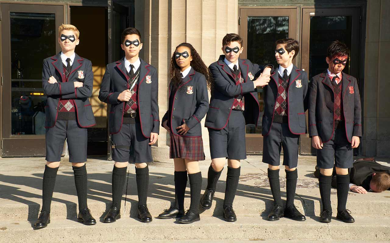 The Umbrella Academy - We Only See Each Other At Weddings And Funerals