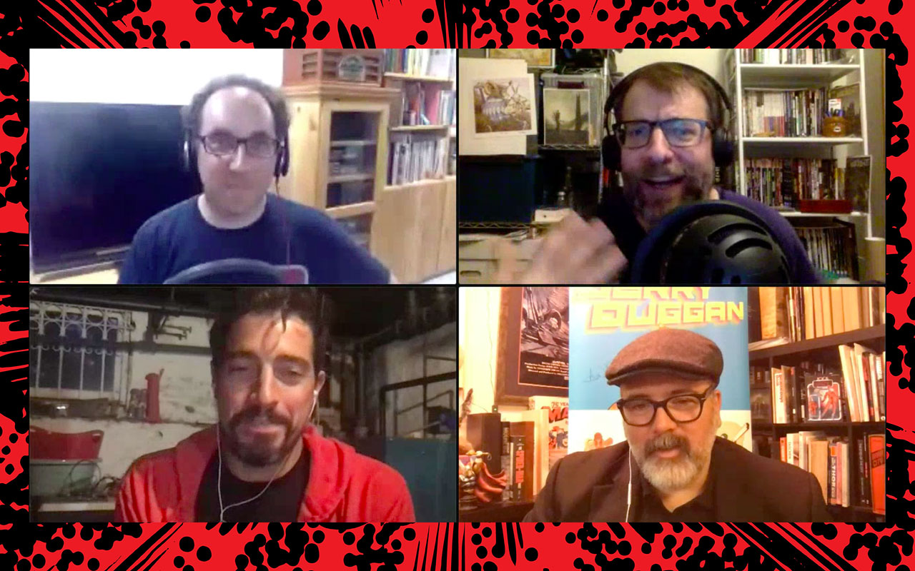 Comic Book Club - Gerry Duggan