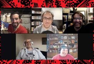 Comic Book Club - Scott Zakarin and James Gavsie
