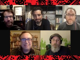 Comic Book Club - Ryan Dunlavey and Fred Van Lente