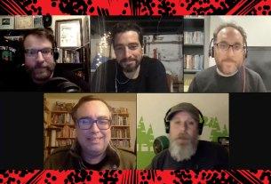 Comic Book Club - Ryan Dunlavey and Fred Van Lente