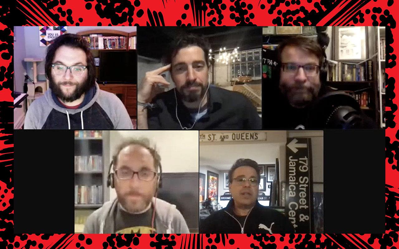 Comic Book Club: Sal Abbinanti
