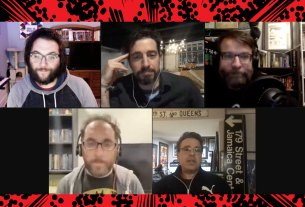 Comic Book Club: Sal Abbinanti