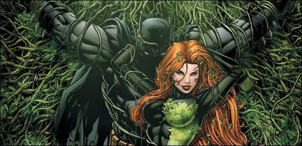 Batman Detective Comics #14  Poison Ivy Penguin