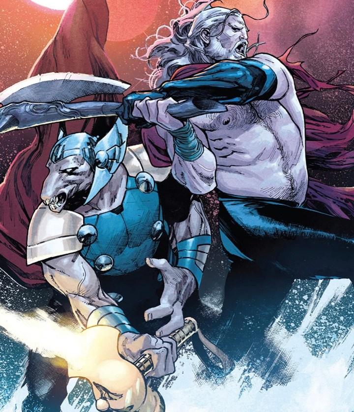 Unworthy Thor 1