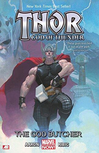 Thor God Butcher 1
