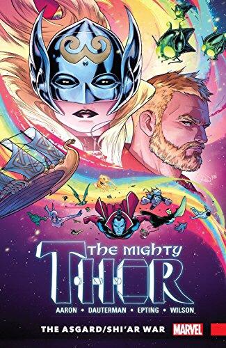 Thor Asgard Shiar War 1
