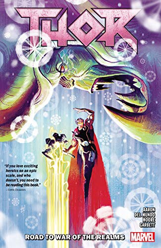 Thor Road To The War of the Realms 1