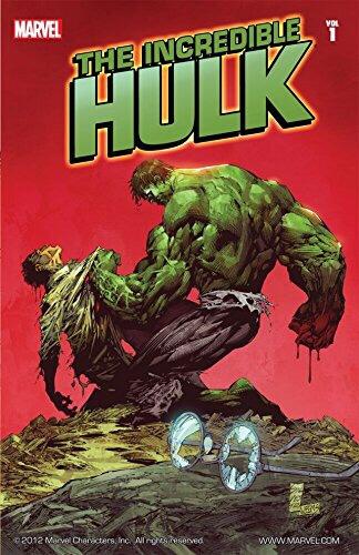 Incredible Hulk Jason Aaron 1