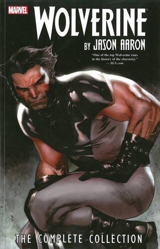 Wolverine Complete Collection Jason Aaron 1