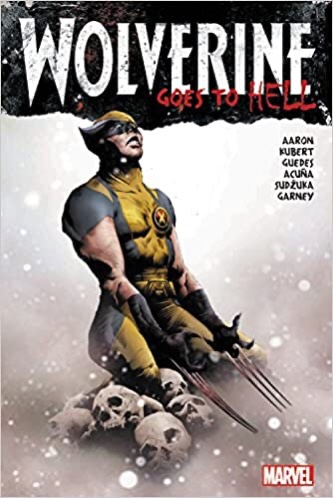 Wolverine Goes To Hell 1