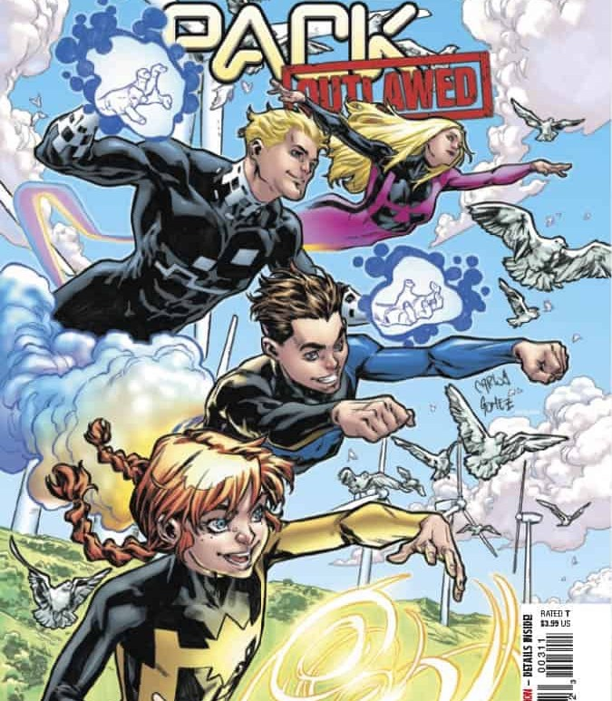 Power Pack #3 Preview