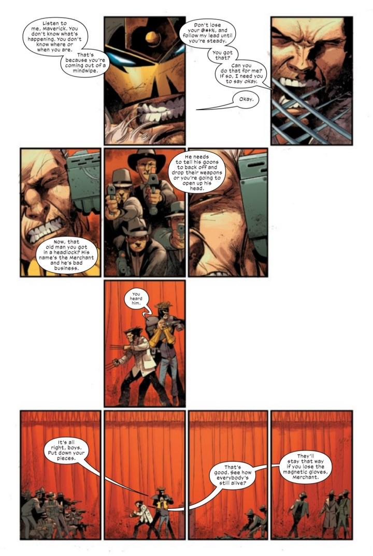 Wolverine #10 Page 1