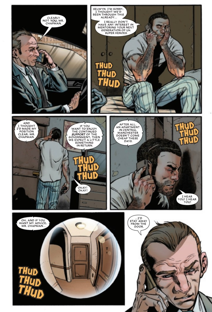 The Union #3 Page 3