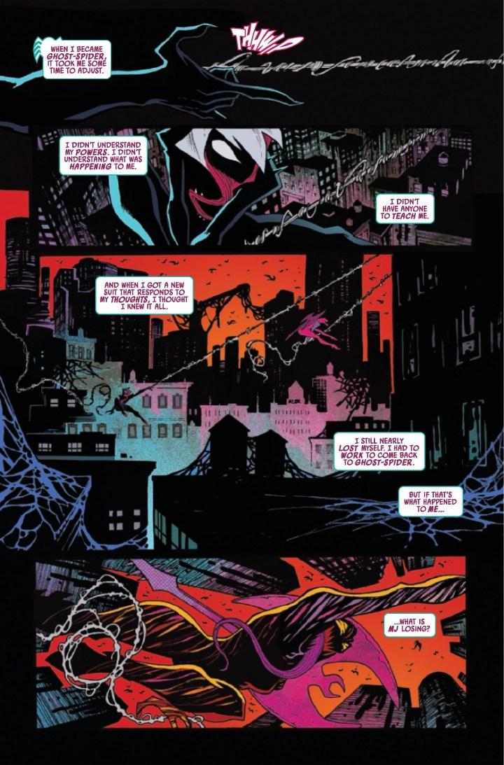 King in Black: Gwenom vs Carnage #3 Page 2