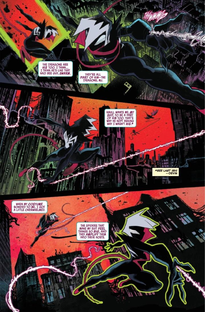 King in Black: Gwenom vs Carnage #3 Page 5