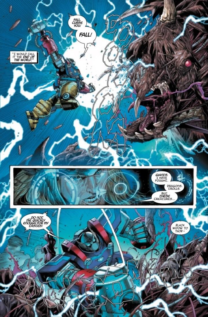 Avengers Mech Strike #2 pic 3
