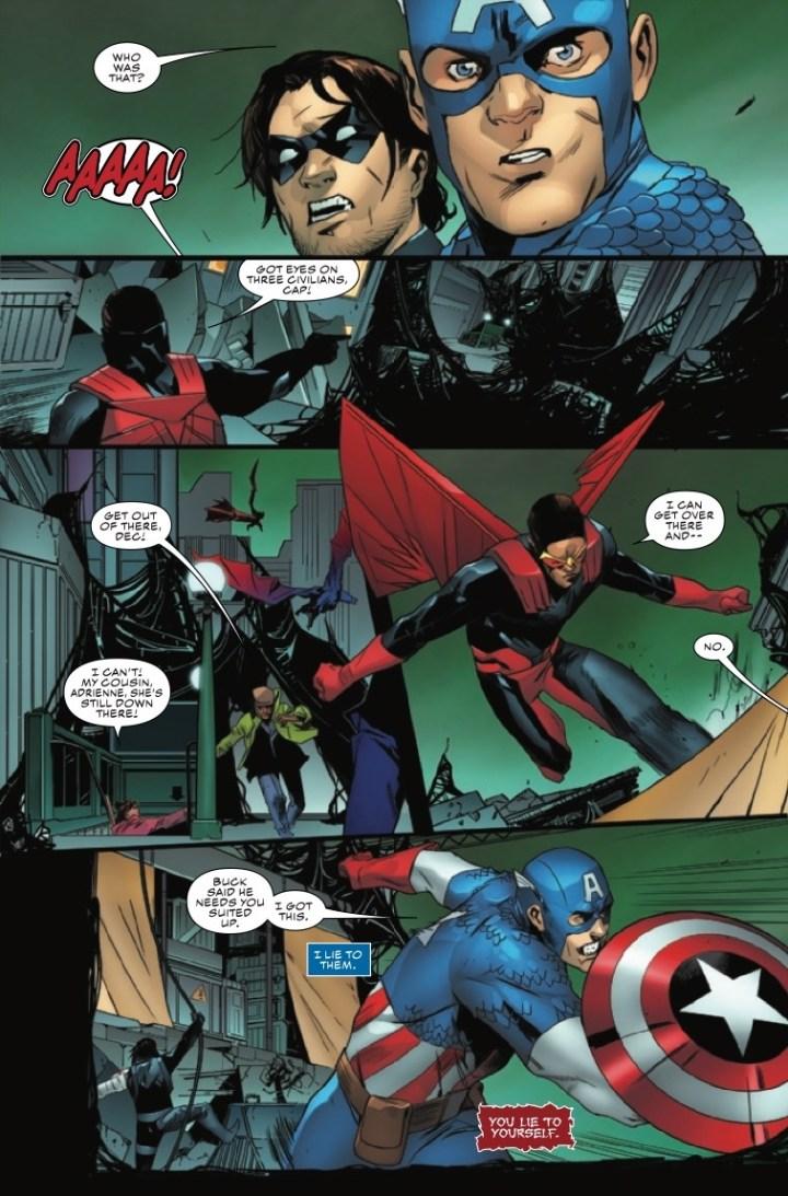King in Black: Captain America #1 P4