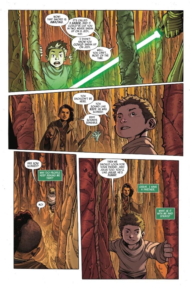 Star Wars: High Republic #3 pic 3