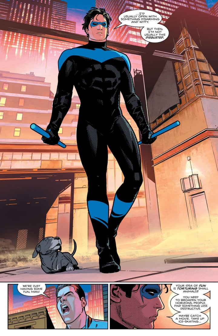 Nightwing #78 Preview p3