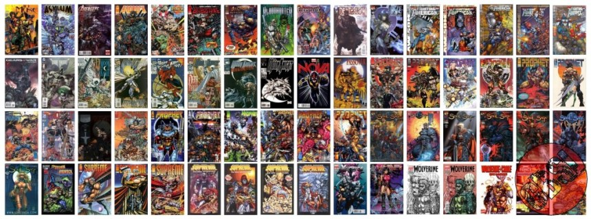 Stephen Platt cover checklist