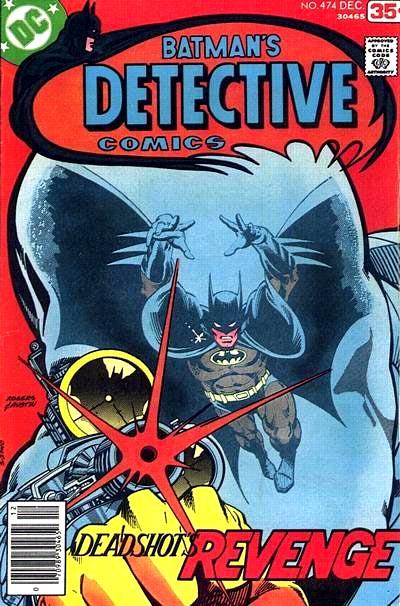 Detective Comics #474