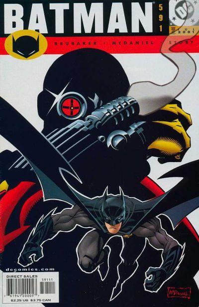 Detective Comics #591