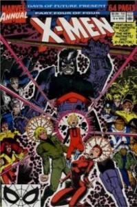 X Men Annual 14 1st Gambit Cameo