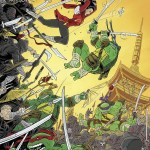 Teenage Mutant Ninja Turtles Vol 5 #44  *HUGE SPOILERS*