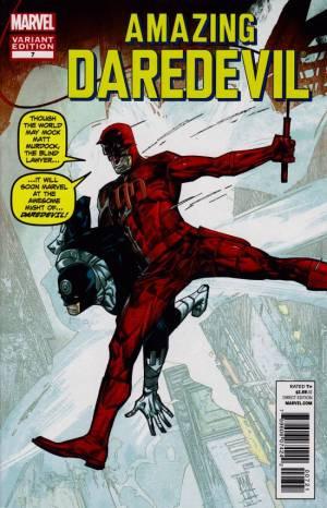 Daredevil #7 (Marvel Anniversary Variant)
