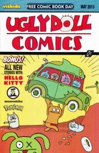 Ugly Doll Comics FCBD