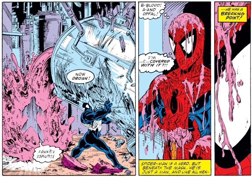Amazing Spider-Man 316-021AnPymGold