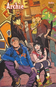 Archie #665 (Sanford Greene variant)