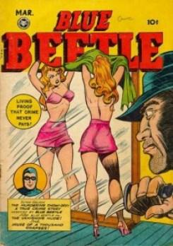 BLUE BEETLE #54