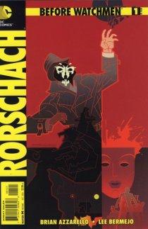 Before Watchmen: Rorschach #1b (1:25 Variant)