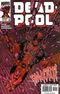 Deadpool Vol 2 #14 (1st App Ajax)