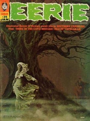 Eerie #25