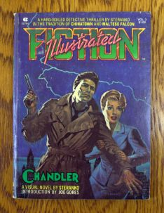 Fiction Illustrated Vol #3: Chandler Red Tide