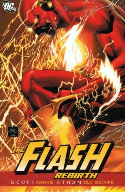 Flash Rebirth TPB