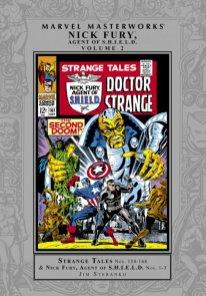 Marvel Masterworks: Nick Fury, Agent of SHIELD Vol 2
