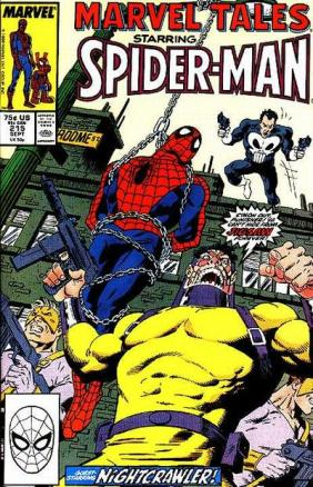 Marvel Tales #215