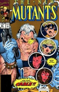 New Mutants #87 (2nd Print)